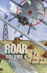 ROAR Volume 4 - Buck C. Turner